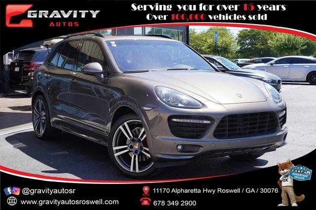 Used 2014 Porsche Cayenne GTS for sale Sold at Gravity Autos Roswell in Roswell GA 30076 1