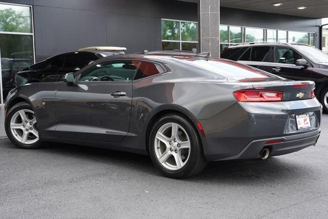 Used 2017 Chevrolet Camaro 1LT for sale $28,491 at Gravity Autos Roswell in Roswell GA 30076 10