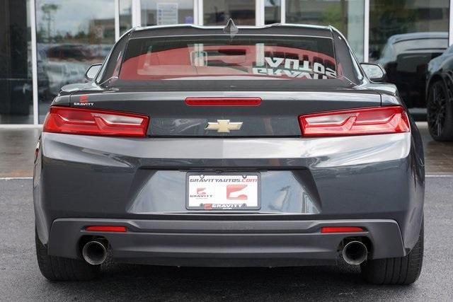 Used 2017 Chevrolet Camaro 1LT for sale $28,491 at Gravity Autos Roswell in Roswell GA 30076 11