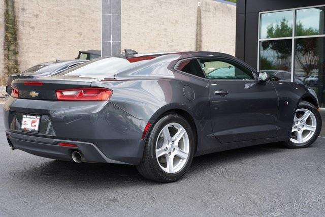 Used 2017 Chevrolet Camaro 1LT for sale $28,491 at Gravity Autos Roswell in Roswell GA 30076 12