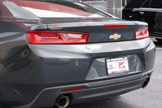 Used 2017 Chevrolet Camaro 1LT for sale $28,491 at Gravity Autos Roswell in Roswell GA 30076 13
