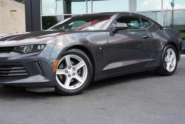 Used 2017 Chevrolet Camaro 1LT for sale $28,491 at Gravity Autos Roswell in Roswell GA 30076 3