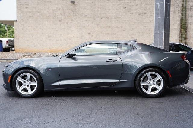 Used 2017 Chevrolet Camaro 1LT for sale $28,491 at Gravity Autos Roswell in Roswell GA 30076 4