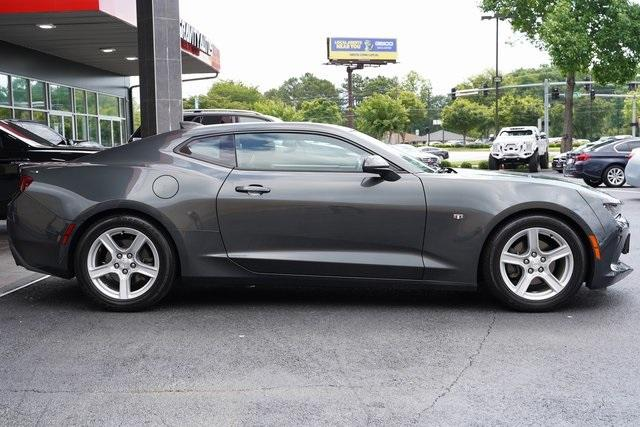 Used 2017 Chevrolet Camaro 1LT for sale $28,491 at Gravity Autos Roswell in Roswell GA 30076 8