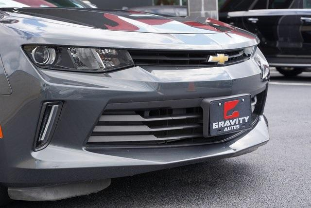 Used 2017 Chevrolet Camaro 1LT for sale $28,491 at Gravity Autos Roswell in Roswell GA 30076 9