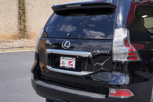 Used 2019 Lexus GX 460 for sale $47,441 at Gravity Autos Roswell in Roswell GA 30076 13