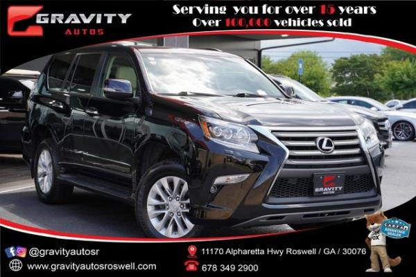 Used 2019 Lexus GX 460 for sale $47,441 at Gravity Autos Roswell in Roswell GA