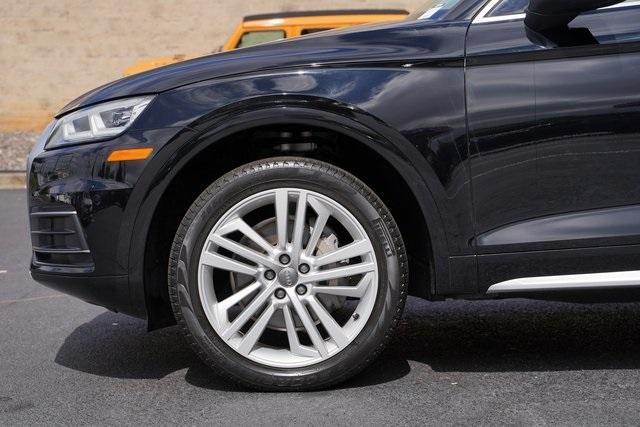 Used 2018 Audi Q5 2.0T for sale $37,996 at Gravity Autos Roswell in Roswell GA 30076 10