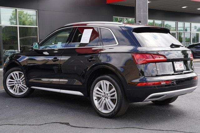 Used 2018 Audi Q5 2.0T for sale $37,996 at Gravity Autos Roswell in Roswell GA 30076 11