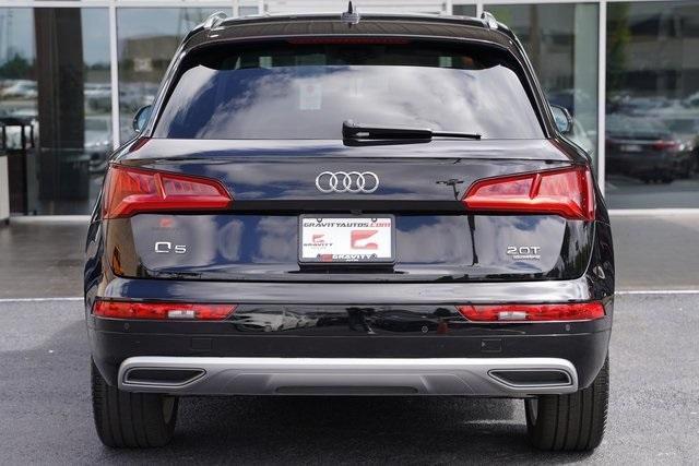 Used 2018 Audi Q5 2.0T for sale $37,996 at Gravity Autos Roswell in Roswell GA 30076 12