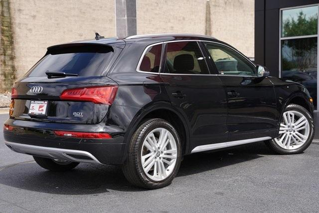 Used 2018 Audi Q5 2.0T for sale $37,996 at Gravity Autos Roswell in Roswell GA 30076 13