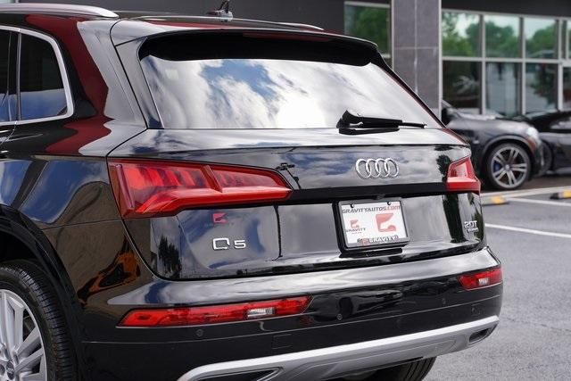 Used 2018 Audi Q5 2.0T for sale $37,996 at Gravity Autos Roswell in Roswell GA 30076 14