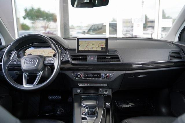 Used 2018 Audi Q5 2.0T for sale $37,996 at Gravity Autos Roswell in Roswell GA 30076 15
