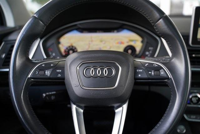 Used 2018 Audi Q5 2.0T for sale $37,996 at Gravity Autos Roswell in Roswell GA 30076 16