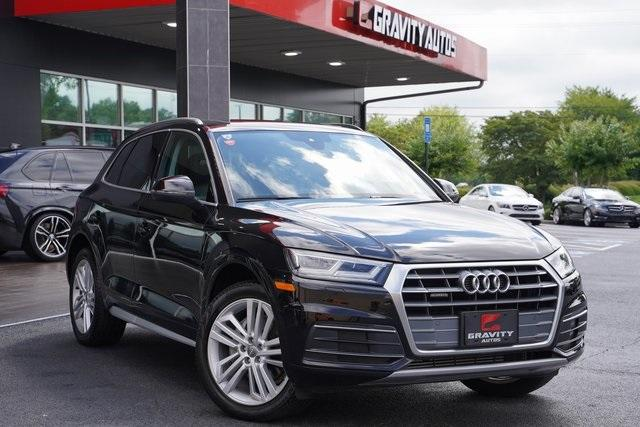 Used 2018 Audi Q5 2.0T for sale $37,996 at Gravity Autos Roswell in Roswell GA 30076 2