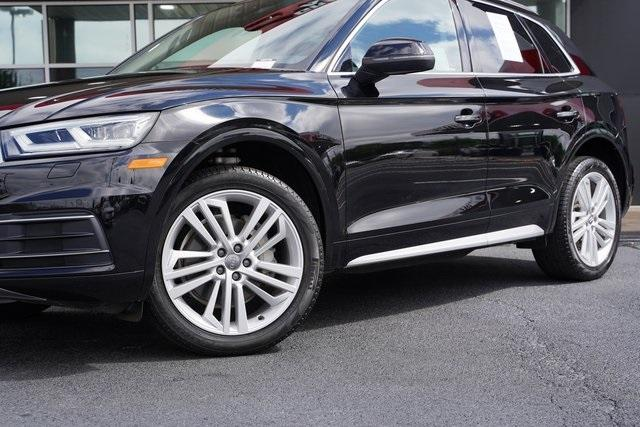 Used 2018 Audi Q5 2.0T for sale $37,996 at Gravity Autos Roswell in Roswell GA 30076 3