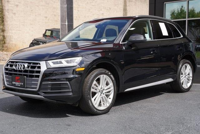 Used 2018 Audi Q5 2.0T for sale $37,996 at Gravity Autos Roswell in Roswell GA 30076 5