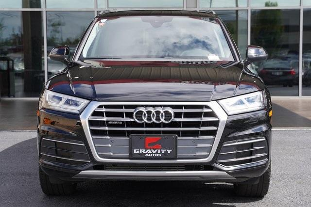 Used 2018 Audi Q5 2.0T for sale $37,996 at Gravity Autos Roswell in Roswell GA 30076 6