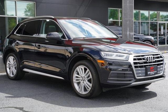 Used 2018 Audi Q5 2.0T for sale $37,996 at Gravity Autos Roswell in Roswell GA 30076 7