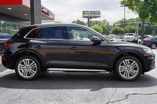 Used 2018 Audi Q5 2.0T for sale $37,996 at Gravity Autos Roswell in Roswell GA 30076 8