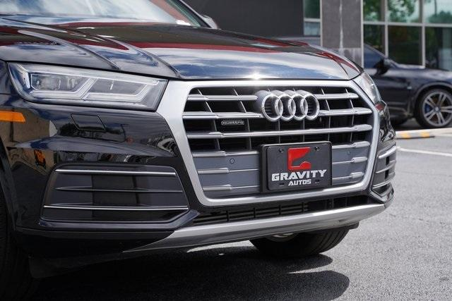 Used 2018 Audi Q5 2.0T for sale $37,996 at Gravity Autos Roswell in Roswell GA 30076 9