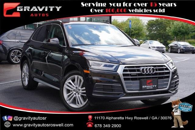 Used 2018 Audi Q5 2.0T for sale $37,996 at Gravity Autos Roswell in Roswell GA 30076 1