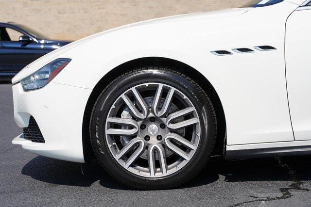 Used 2017 Maserati Ghibli S for sale $38,796 at Gravity Autos Roswell in Roswell GA 30076 10