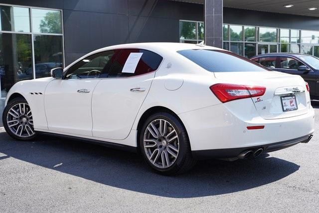 Used 2017 Maserati Ghibli S for sale $38,796 at Gravity Autos Roswell in Roswell GA 30076 11