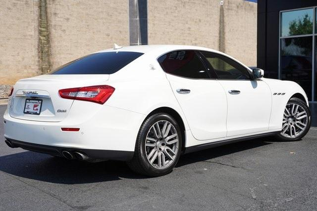 Used 2017 Maserati Ghibli S for sale $38,796 at Gravity Autos Roswell in Roswell GA 30076 13