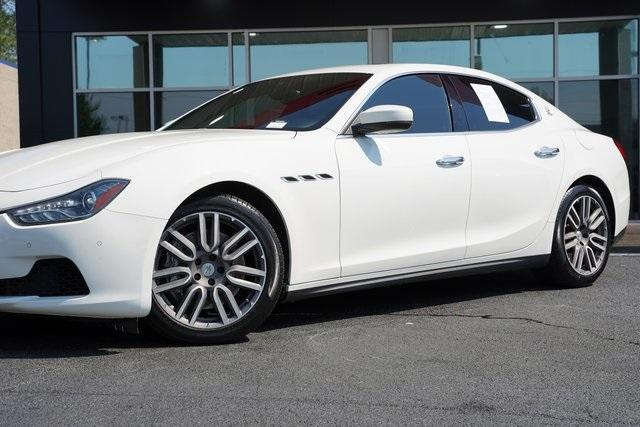 Used 2017 Maserati Ghibli S for sale $38,796 at Gravity Autos Roswell in Roswell GA 30076 3