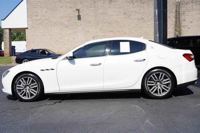 Used 2017 Maserati Ghibli S for sale $38,796 at Gravity Autos Roswell in Roswell GA 30076 4