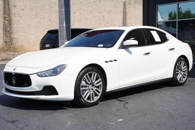 Used 2017 Maserati Ghibli S for sale $38,796 at Gravity Autos Roswell in Roswell GA 30076 5