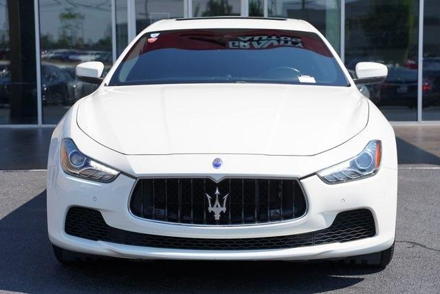 Used 2017 Maserati Ghibli S for sale $38,796 at Gravity Autos Roswell in Roswell GA 30076 6