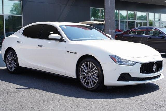 Used 2017 Maserati Ghibli S for sale $38,796 at Gravity Autos Roswell in Roswell GA 30076 7