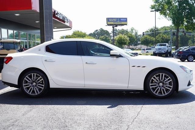 Used 2017 Maserati Ghibli S for sale $38,796 at Gravity Autos Roswell in Roswell GA 30076 8