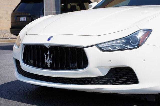 Used 2017 Maserati Ghibli S for sale $38,796 at Gravity Autos Roswell in Roswell GA 30076 9