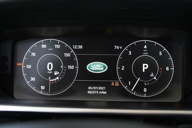 Used 2017 Land Rover Range Rover 3.0L V6 Turbocharged Diesel Td6 for sale $55,996 at Gravity Autos Roswell in Roswell GA 30076 19