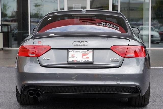 Used 2016 Audi A5 2.0T Premium for sale $26,991 at Gravity Autos Roswell in Roswell GA 30076 13