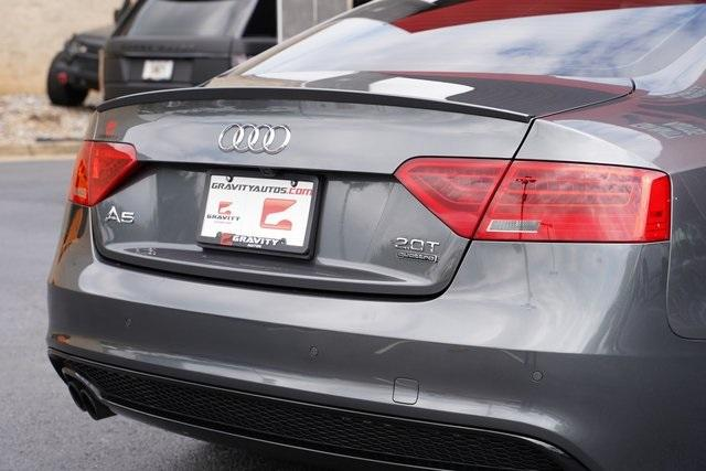 Used 2016 Audi A5 2.0T Premium for sale $26,991 at Gravity Autos Roswell in Roswell GA 30076 15