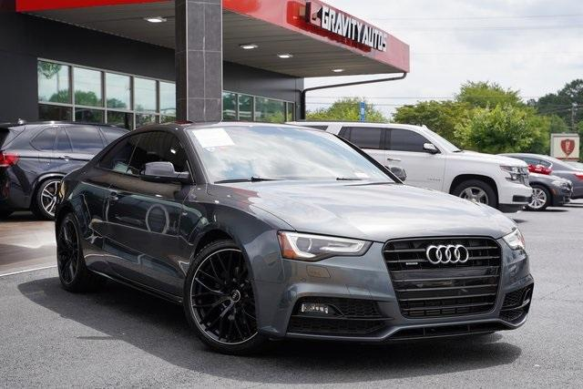 Used 2016 Audi A5 2.0T Premium for sale $26,991 at Gravity Autos Roswell in Roswell GA 30076 2