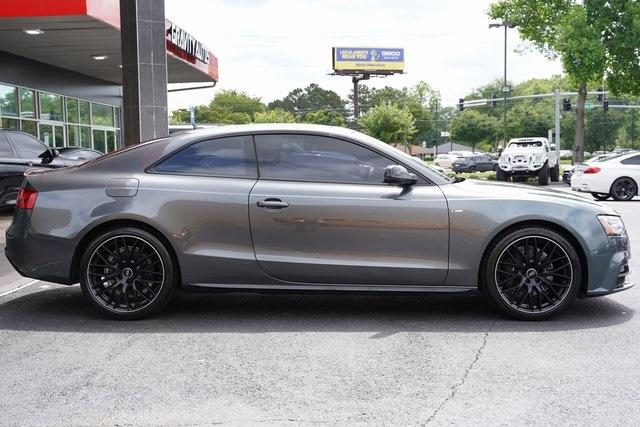 Used 2016 Audi A5 2.0T Premium for sale $26,991 at Gravity Autos Roswell in Roswell GA 30076 8