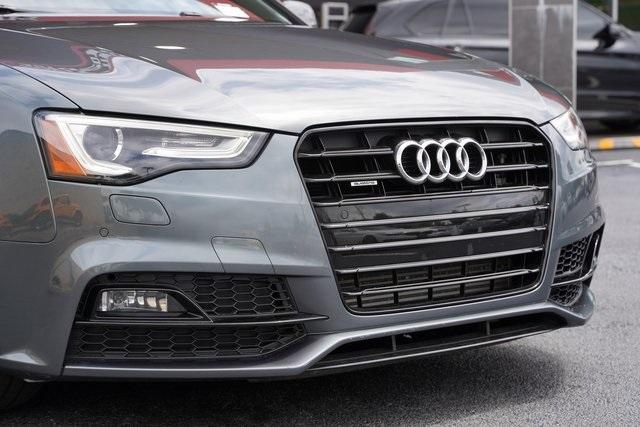Used 2016 Audi A5 2.0T Premium for sale $26,991 at Gravity Autos Roswell in Roswell GA 30076 9