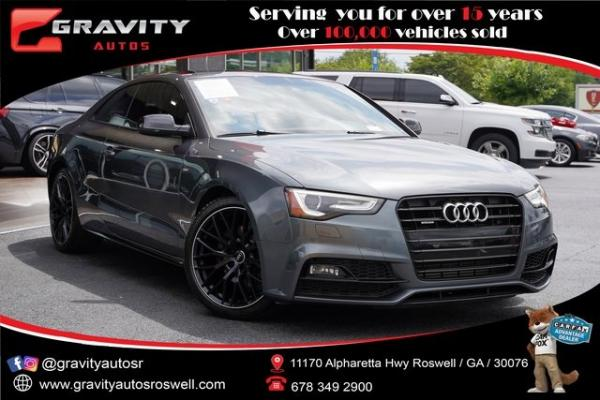 Used 2016 Audi A5 2.0T Premium for sale $26,991 at Gravity Autos Roswell in Roswell GA
