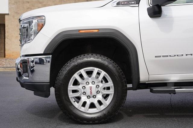 Used 2021 GMC Sierra 2500HD SLT for sale $76,991 at Gravity Autos Roswell in Roswell GA 30076 13