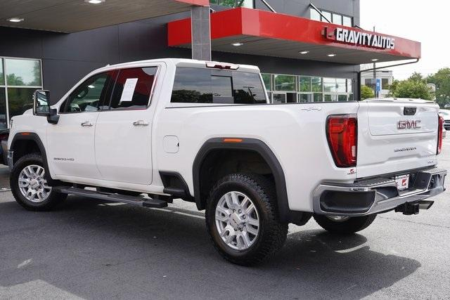 Used 2021 GMC Sierra 2500HD SLT for sale $76,991 at Gravity Autos Roswell in Roswell GA 30076 14