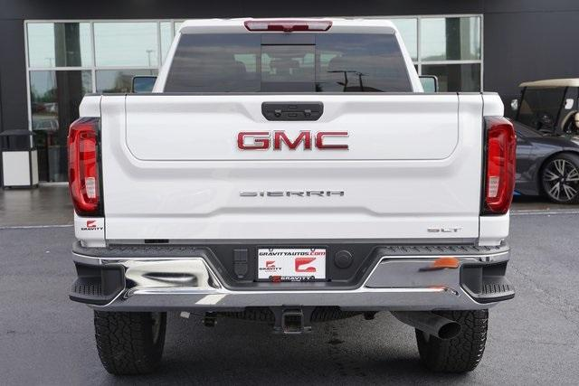 Used 2021 GMC Sierra 2500HD SLT for sale $76,991 at Gravity Autos Roswell in Roswell GA 30076 15