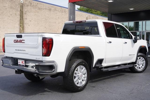 Used 2021 GMC Sierra 2500HD SLT for sale $76,991 at Gravity Autos Roswell in Roswell GA 30076 16