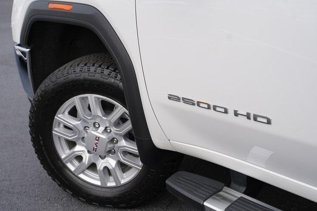 Used 2021 GMC Sierra 2500HD SLT for sale $76,991 at Gravity Autos Roswell in Roswell GA 30076 3