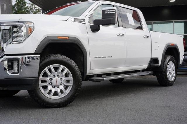 Used 2021 GMC Sierra 2500HD SLT for sale $76,991 at Gravity Autos Roswell in Roswell GA 30076 4