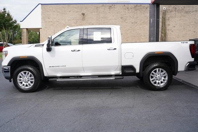 Used 2021 GMC Sierra 2500HD SLT for sale $76,991 at Gravity Autos Roswell in Roswell GA 30076 5